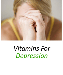Vitamins For Depression
